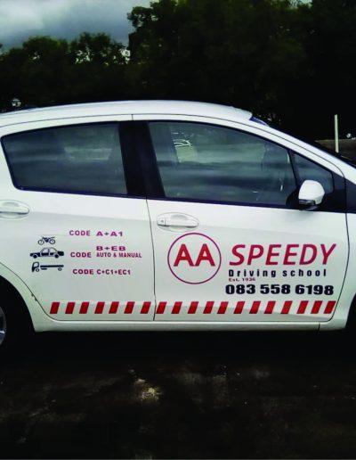 AA speedy randburg