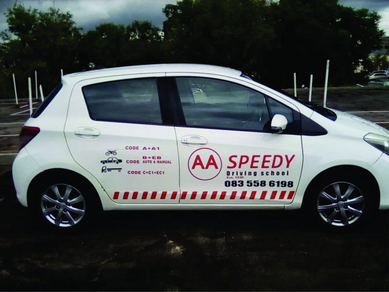 AA speedy Gauteng