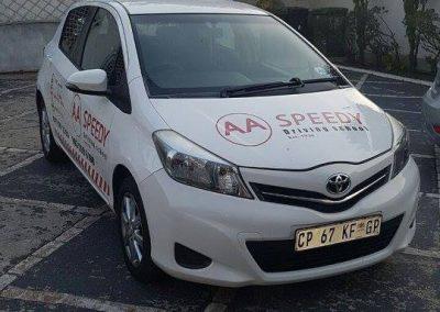 Johannesburg south AA Speedy