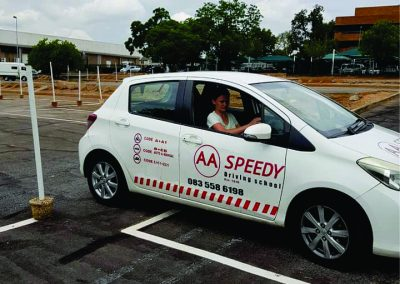 Driving school AA speedy