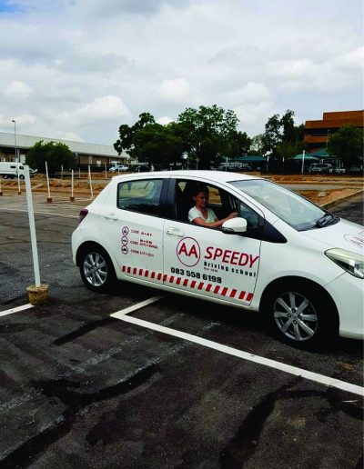 Practice for drivers test Randburg
